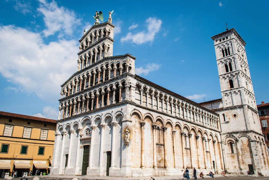 Chiesa San Michele Lucca