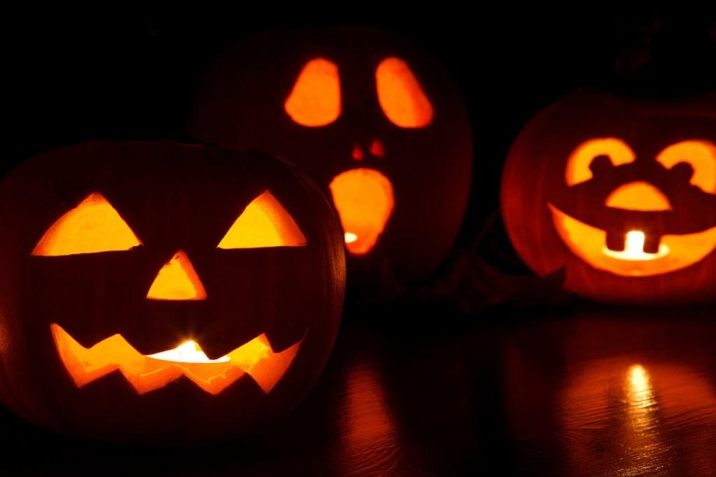 Borgo a Mozzano Halloween 2017 pumpkins