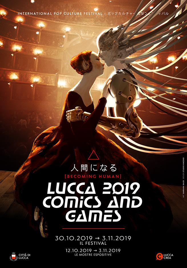 Lucca_comics_and_games_2019 Poster