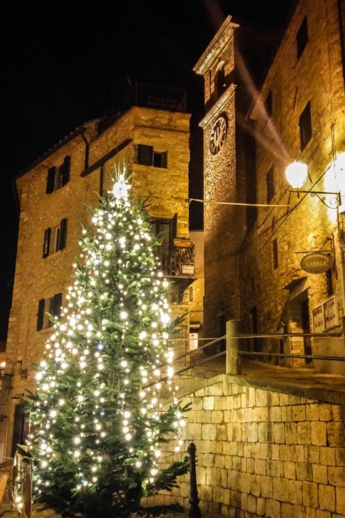 Christmas Tree of Casale Marittimo