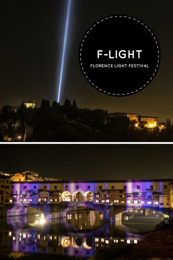 F-Light Florence light festival
