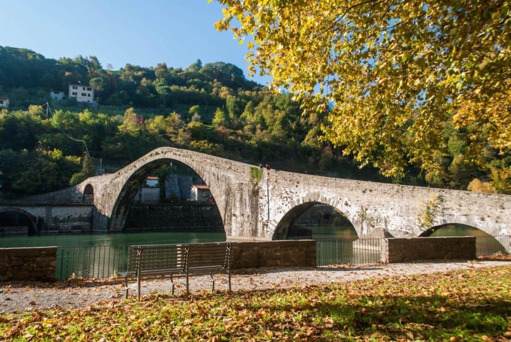 weather in tuscany autumn in borgo a mozzano