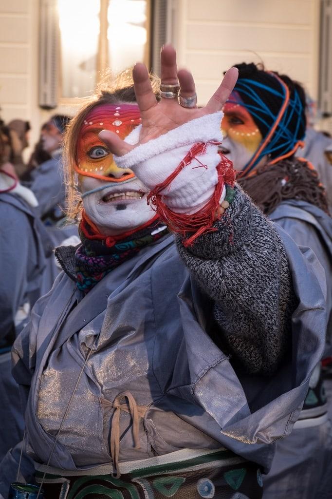 """""""Proxima Ventura"""" carnival of Viareggio"""