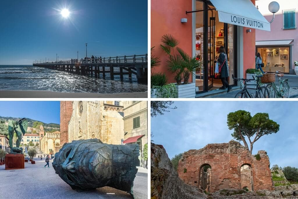 Versilia - Easter in Tuscany
