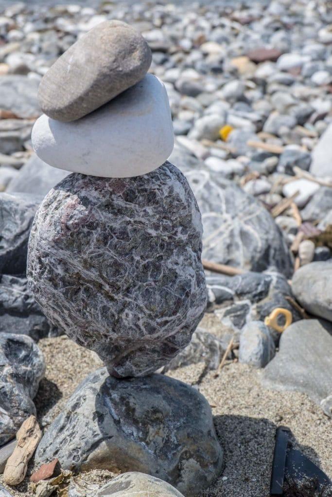 SBAM mysculpture Stone Balancing Tuscany