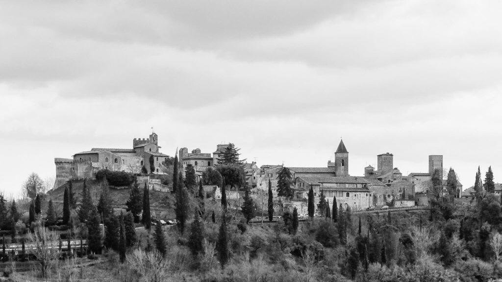 View of Certaldo