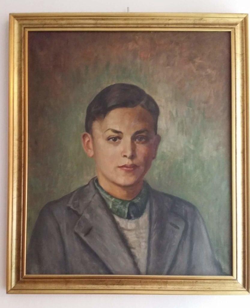 Piero Vecoli victim of Sant Anna di Stazzema massacre