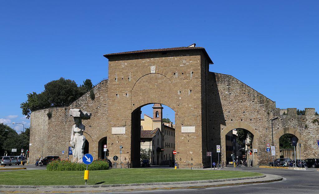 Porta Romana Florence