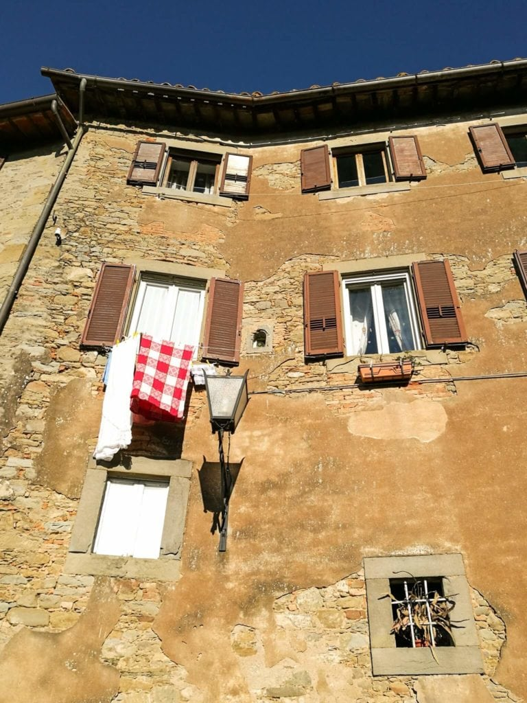 Windows of Cortona