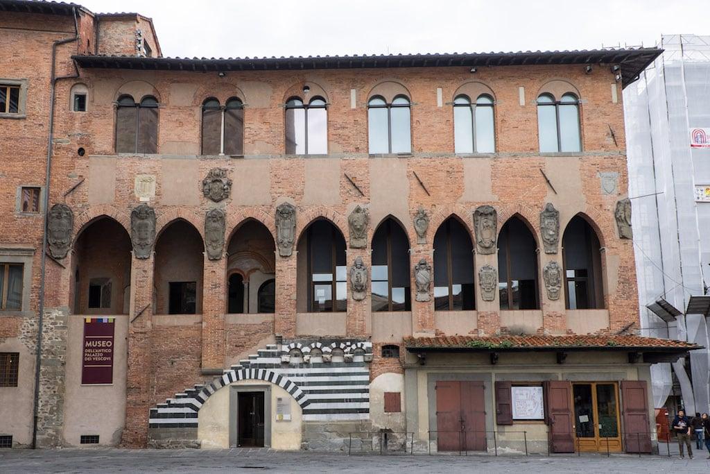 Palazzo dei Vescovi Pistoia