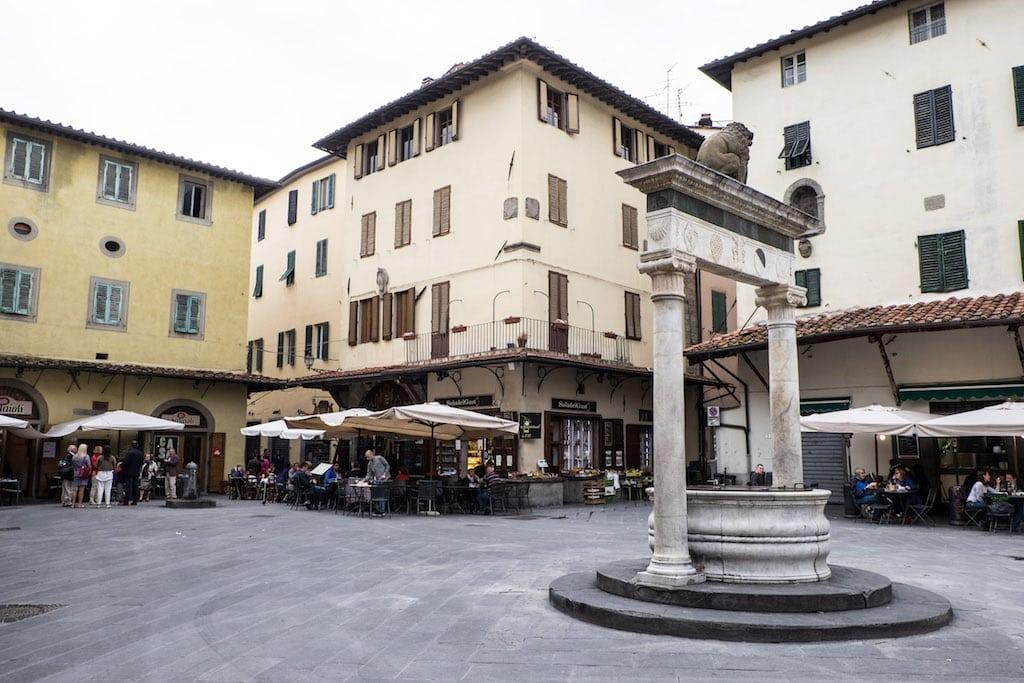 Piazza Della Sala Pistoia