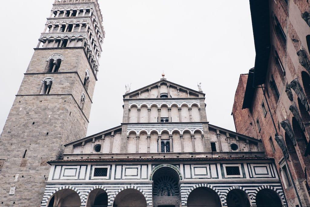 San Zeno Cathedral Pistoia