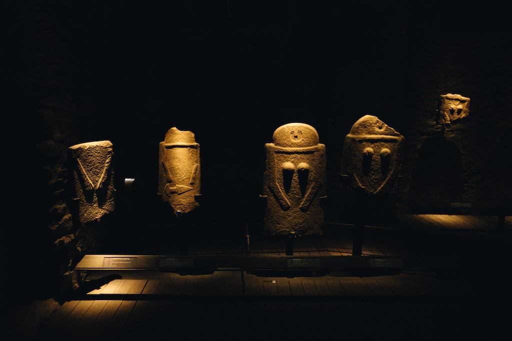 The Statue Stele Museum in Pontremoli