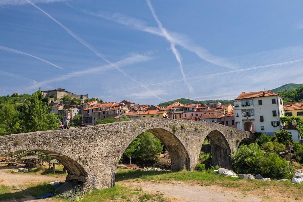 The Bridge of San Francesco di Sopra