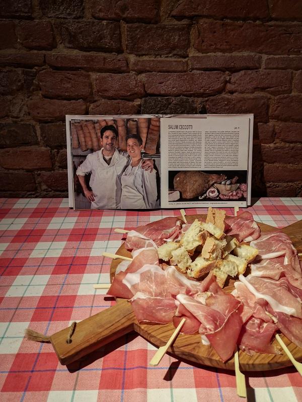 Ceccotti Butcher 1 Valdera in Tuscany