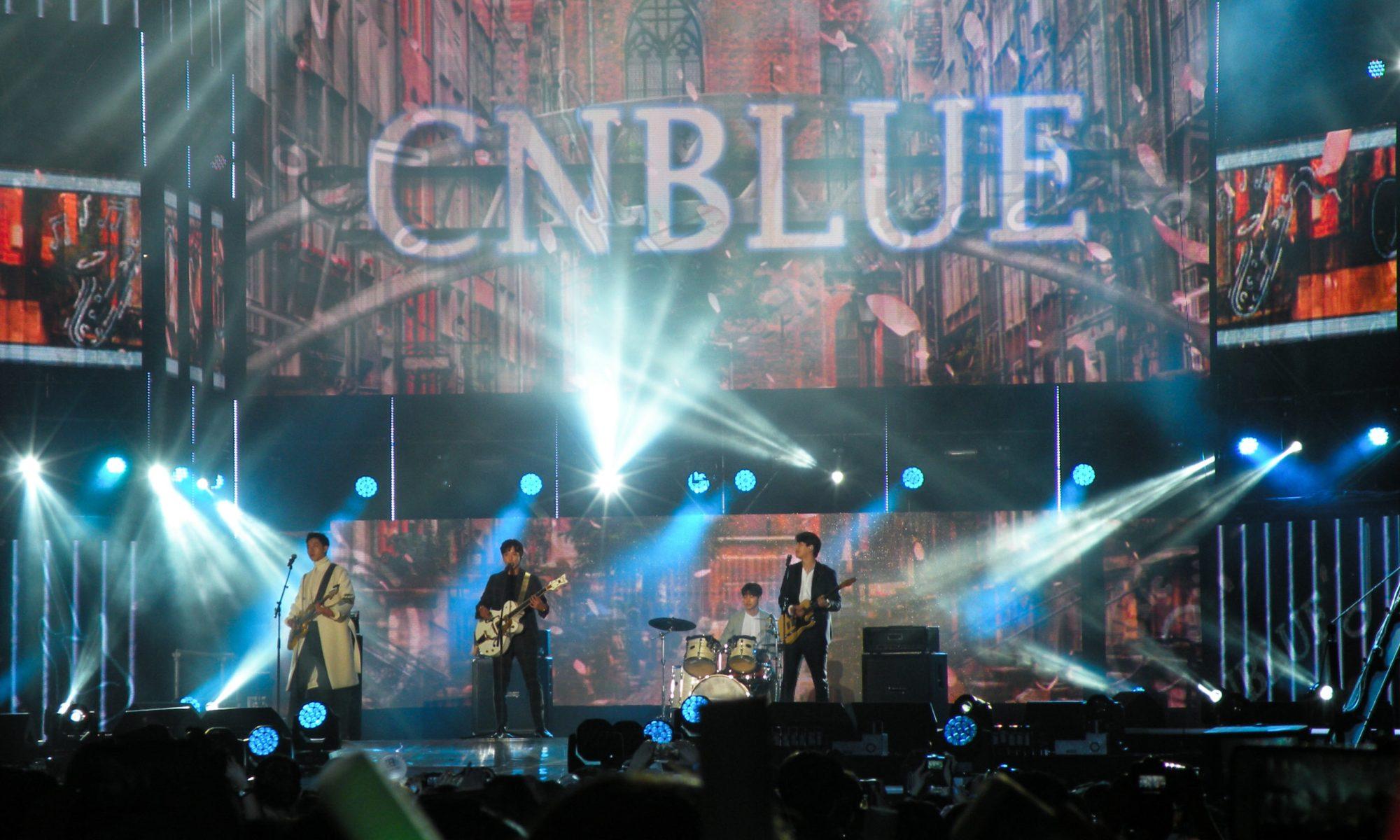 kpop band CNBLUE