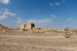 Small Omani castle at ...