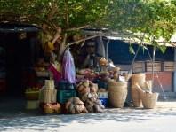 Roadside stall...
