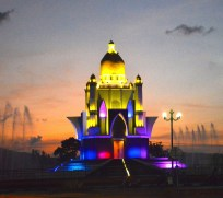 Mosque at sunset...Mattaram..