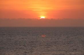 Intense Asian sunset... so vivid...