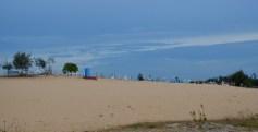 Beach graveyard at Vallipuram, East coast...