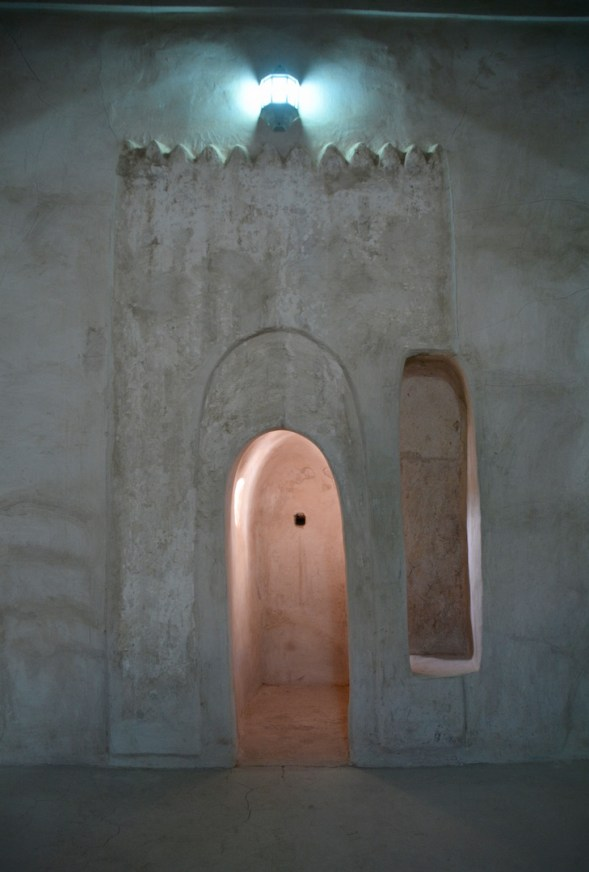 4-Inside the fort, As Sulaif, Oman...