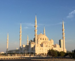 iphone 6 showing that there are 6 minarets...