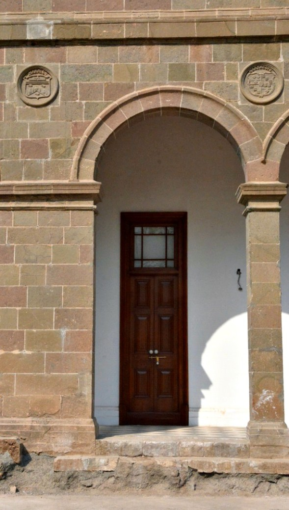 An odd little door, but worthy of inclusion...