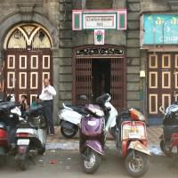 Thursday Doors: Pune, India, streetside, 23/2/17...