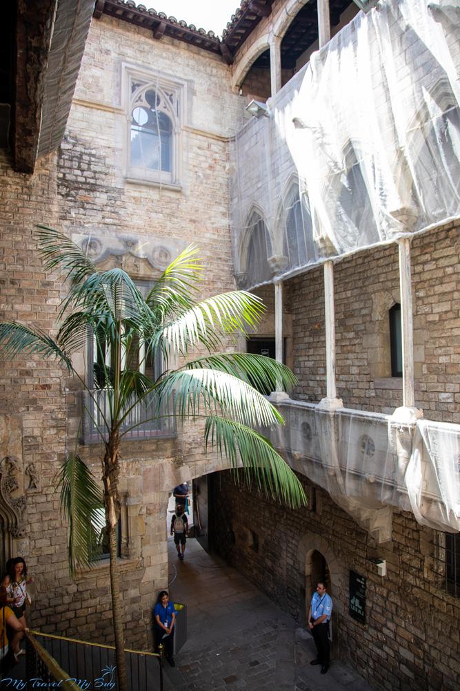 Barcelona - Muzeum Picasso