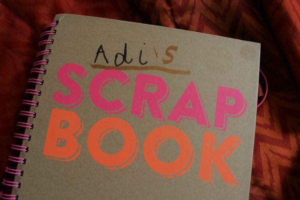adi scrap book