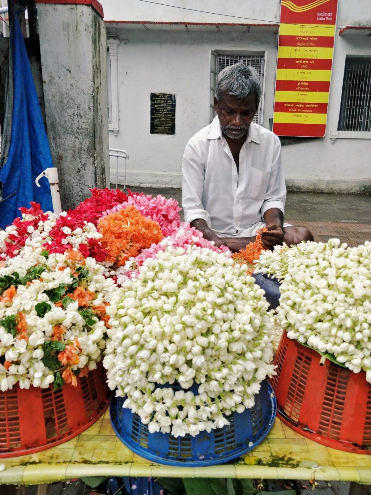 matunga flower market in mumbai