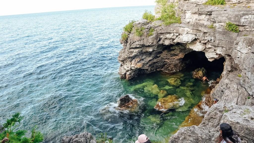 la grotto péninsule de bruce