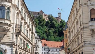 chateau de ljubljana