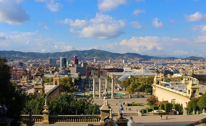 Mit kell látni Barcelonában