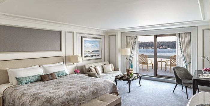 Shangri-La Suite at the Shangri-La Bosphorus in Istanbul