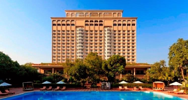 Taj Mahal Hotel Delhi