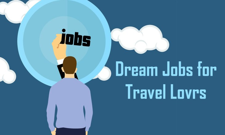 Jobs for Travel Lovers
