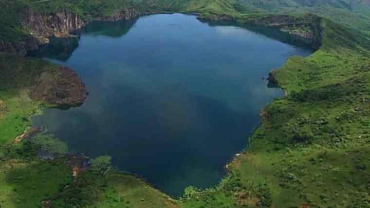 Lake Nyos, Northwest Region of Cameroon
