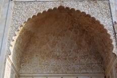 Artwork at Bibi ka Maqbara