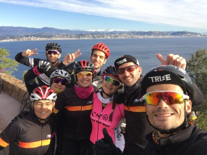 STAGE TRIATHLON My TRIBE