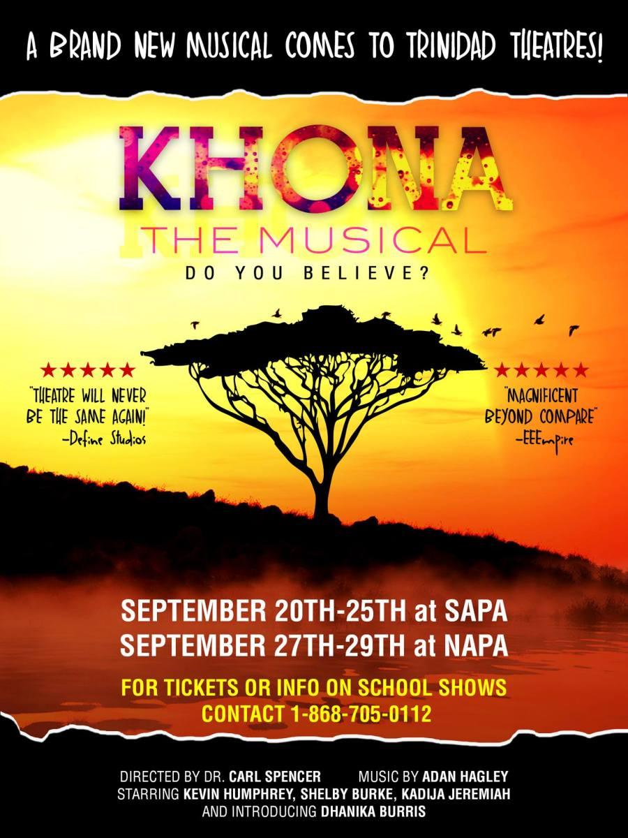 Khona the Musical - SAPA