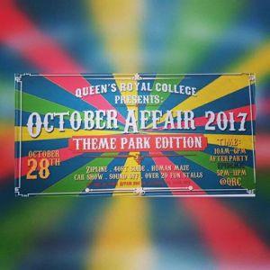 QRC October affair