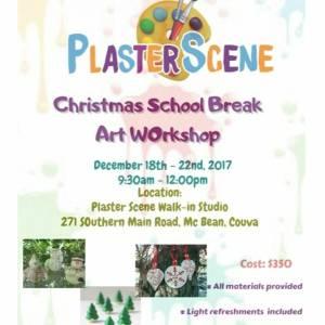 Plaster Scene