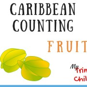 Caribbean Counting Fruit
