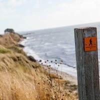 Skåneleden - Fortuna strand till Ålabodarna