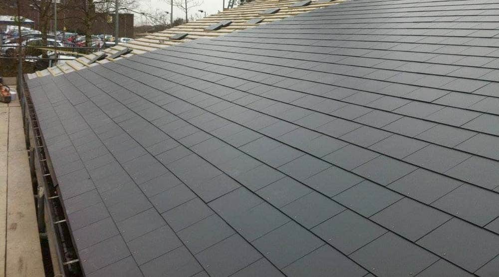 Commercial roofing tiles Crawley