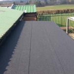 Commercial flat roof Crawley