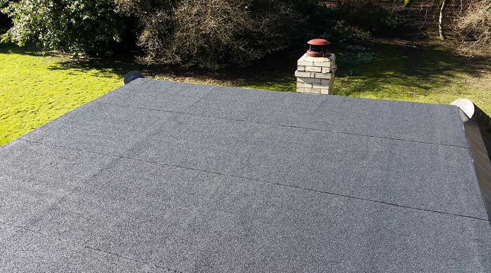 small flat roof Crawley