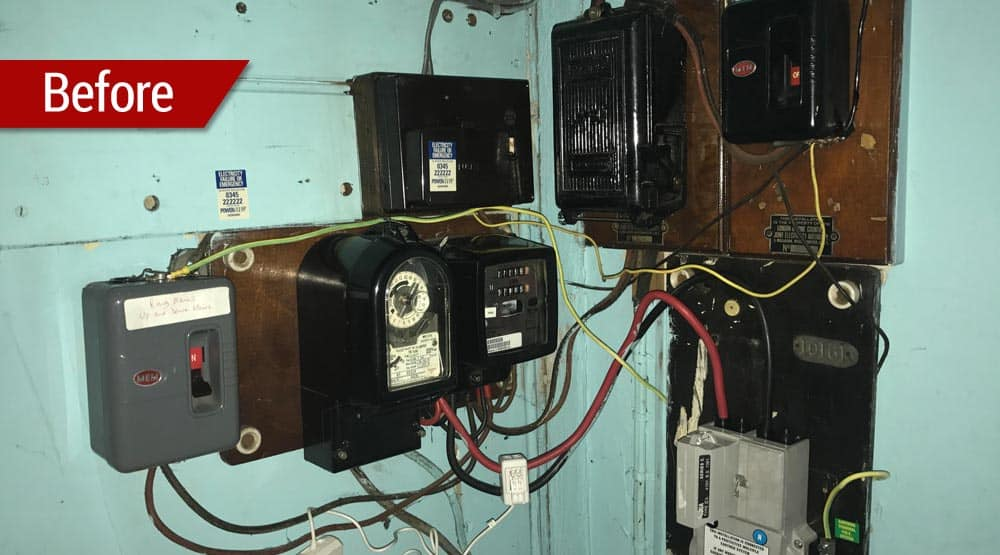 Commercial Electrician Sutton